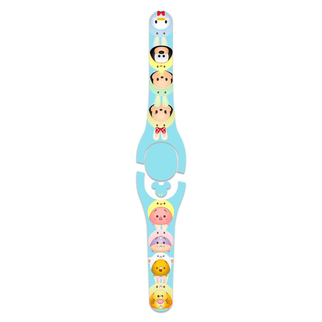 Easter Friends Decal for MagicBand