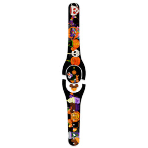 Halloween Treats Decal for Magic Band