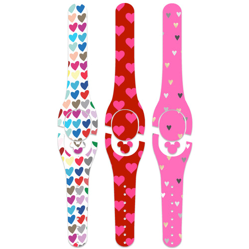 Valentines Day Decal for MagicBand