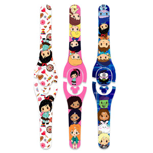World Wide Web Friends Decal for MagicBand