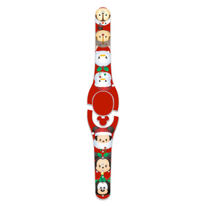 Christmas Friends Decal for MagicBand