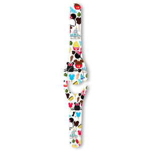 Fashionista Decal for MagicBand