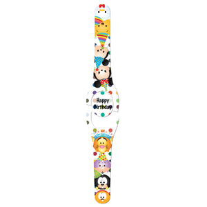 Birthday Friends Decal for MagicBand