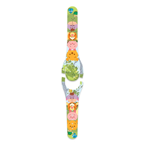 Honey Bear Faces Decal for MagicBand