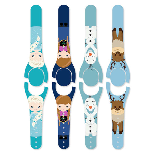 Ice Queen & Friends Decal for MagicBand