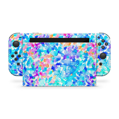 Pool Party Nintendo Switch Skin