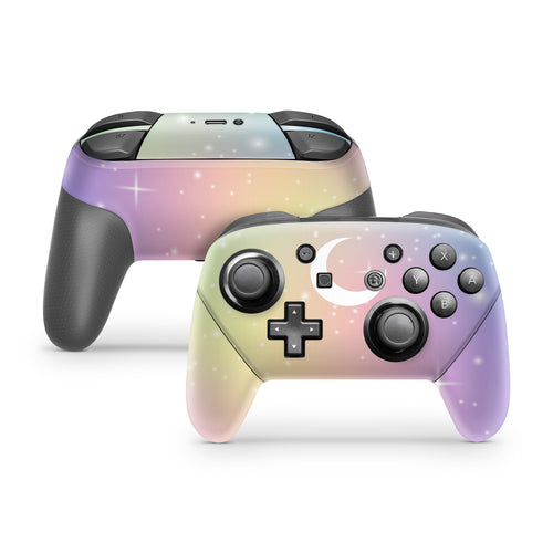 Ombre Lunar Sky Nintendo Switch Pro Controller Skin