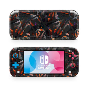 Geometric Graffiti Nintendo Switch Lite Skin