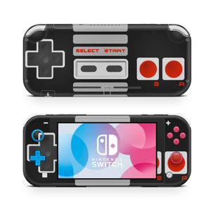Retro Gaming Nintendo Switch Lite Skin