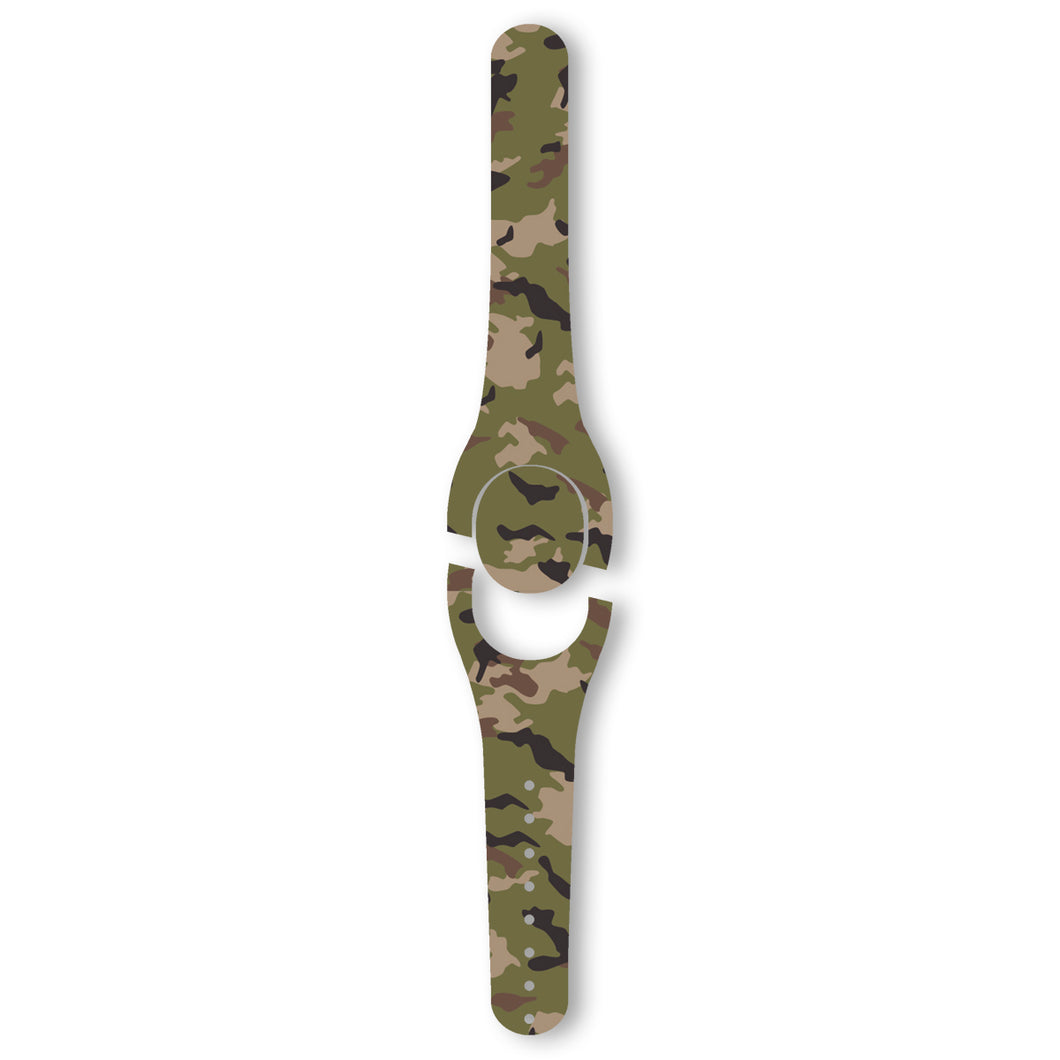 Military Camo Decal for MagicBand