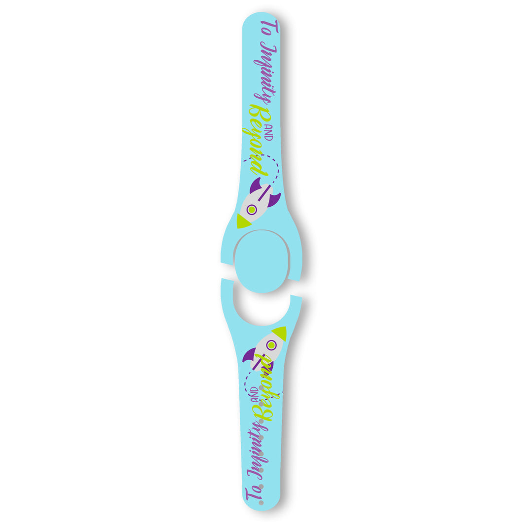 To Infinity & Beyond Decal for MagicBand