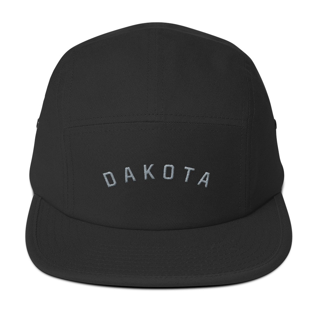 Dakota 5 Panel in Black