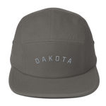 Dakota 5 Panel in Gray