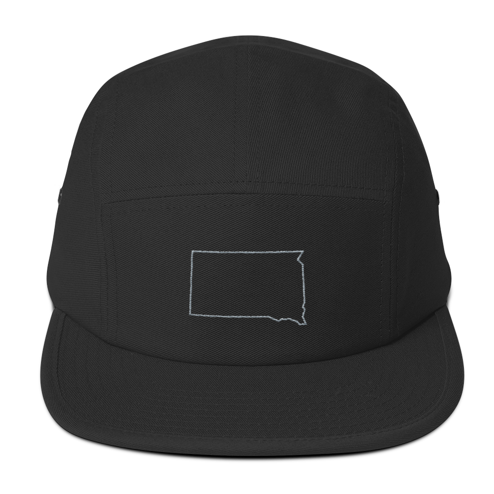 Dakota Outline 5 Panel in Black