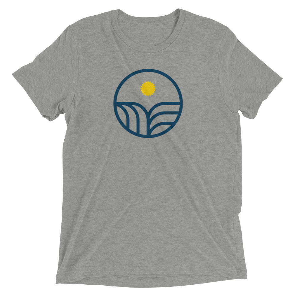 Sun Seal T-shirt Gray