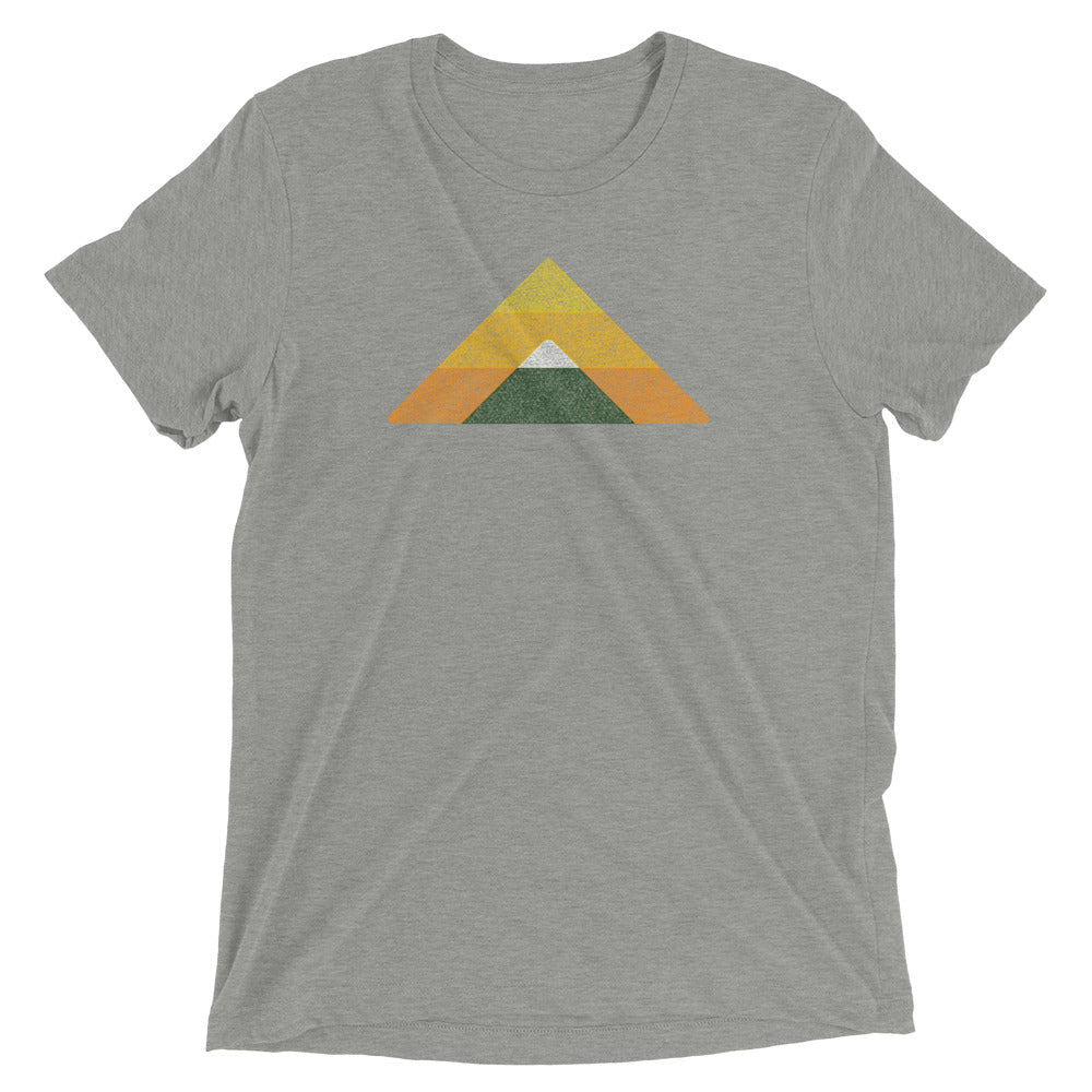 Mountain T-shirt Gray