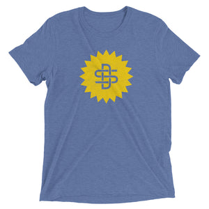SD Sun T-shirt Blue