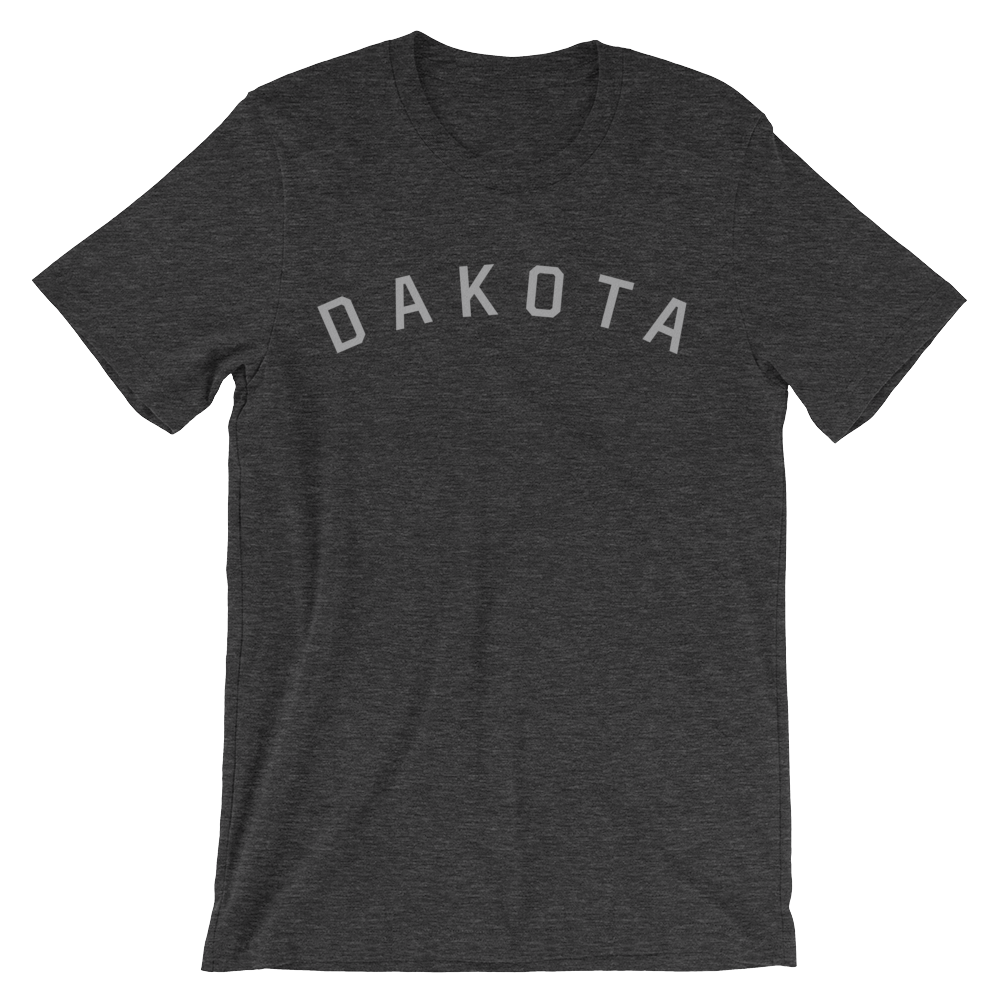 Dark Heather Gray Dakota T-shirt