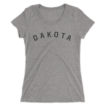 Dakota T-Shirt in Gray Triblend