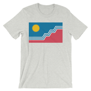 Sioux Falls Flag T-Shirt White