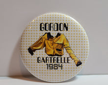 'Gordon Gartrelle' Retro Button Pin