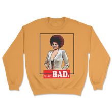She Bad Retro Sweatshirt