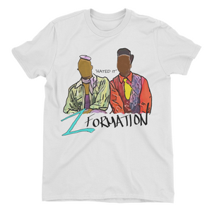 Z-formation Retro Tee