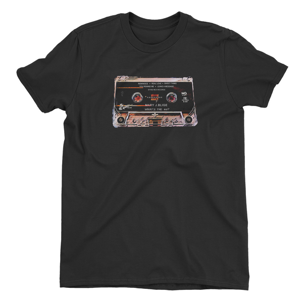 Queen of Soul Cassette Retro Tee