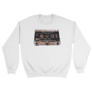 Mary J Cassette Retro Sweatshirt