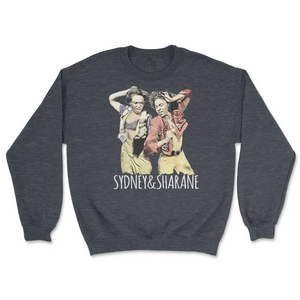 Sydney & Sharane Retro Crewneck Sweatshirt