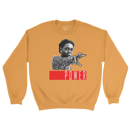 POWER Retro Crewneck Sweatshirt