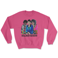 Hillman Queens Retro Sweatshirt