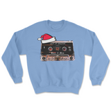 'Let it Snow' Holiday Retro Crewneck Sweatshirt