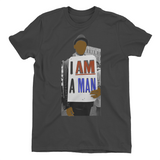"""I AM A MAN"" Movement Tees"