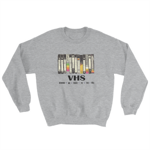 VHS Retro Sweatshirt