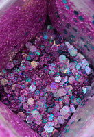 'COTTON CANDY' Fine/Chunky Mix Glitter