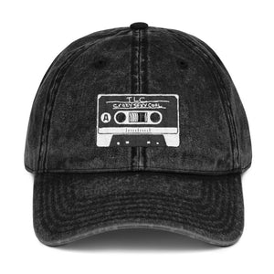 CrazySexyCool Cassette Retro Dad Hat