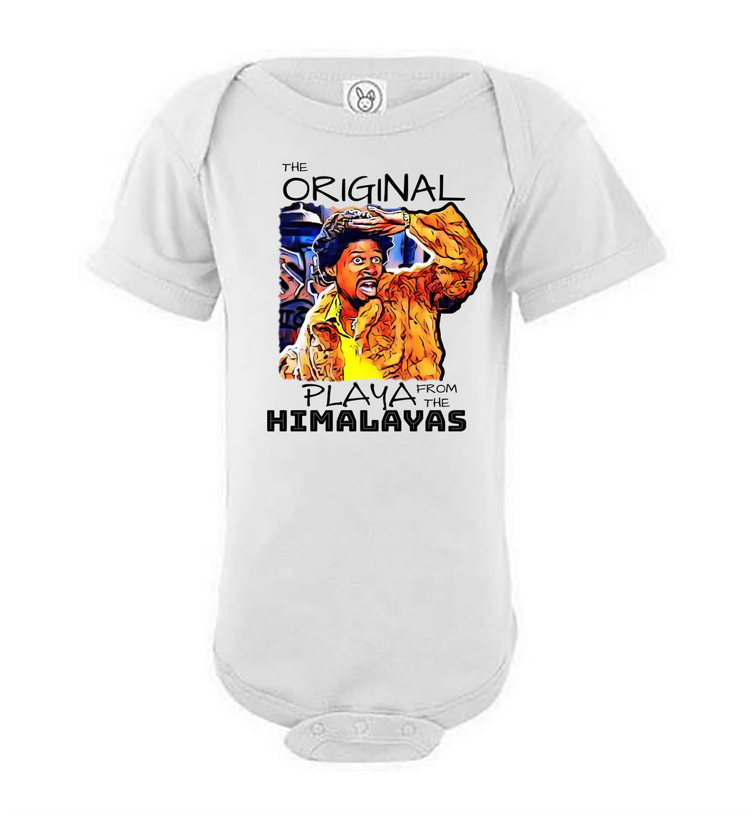 PLAYA Retro Onesie