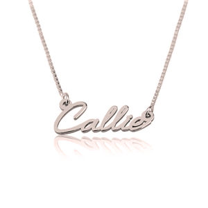 Dainty Name Necklace