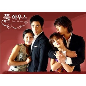 Korean Drama DVD: Full House, English Subtitle