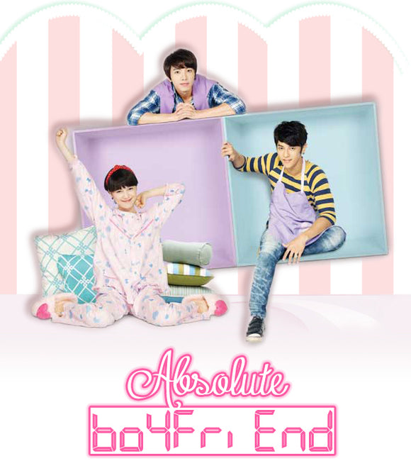 Taiwan drama dvd: Absolute boyfriend, english subtitle