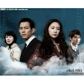 Korean drama dvd: Air city, english subtitle