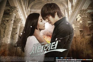 Korean drama dvd: City Hunter, english subtitle