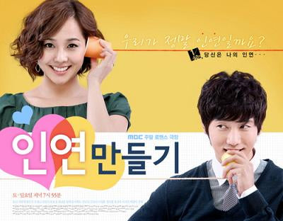 Korean drama dvd: Creating Destiny, English subtitles