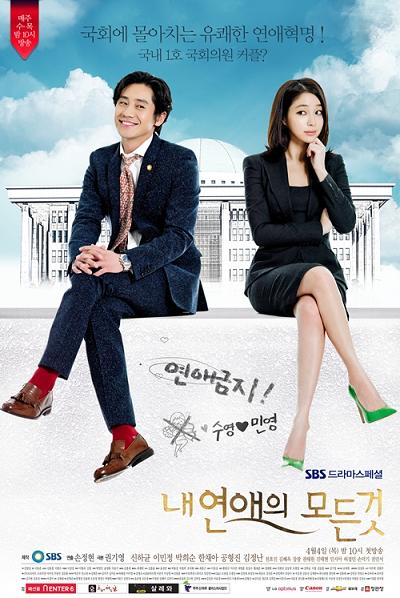 Korean drama dvd: Everything about my relationship, english subtitle