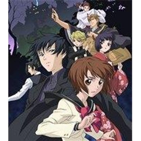 Japanese Anime Dvd: Ghost hunt, english subtitles