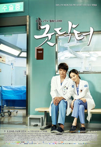 Korean drama dvd: Good doctor, english subtitle
