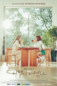 Korean drama dvd: Goodbye to goodbye, english subtitle