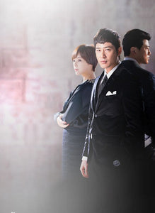 Korean drama dvd: Incarnation of money, english subtitle