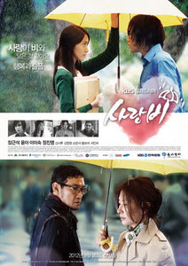 Korean drama dvd: Love Rain, english subtitle